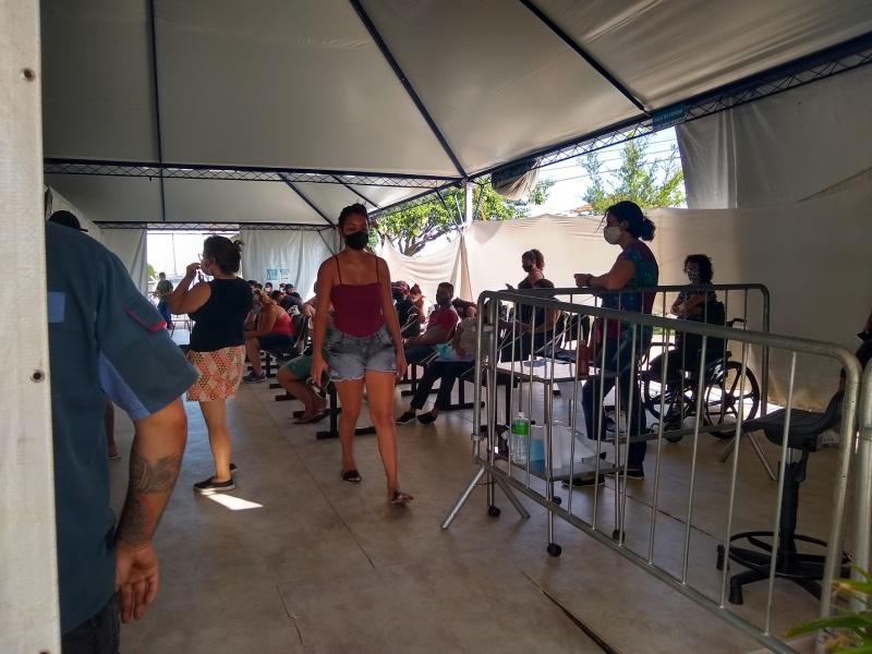 45% dos internados em Araraquara são de fora. Novo óbito é registrado