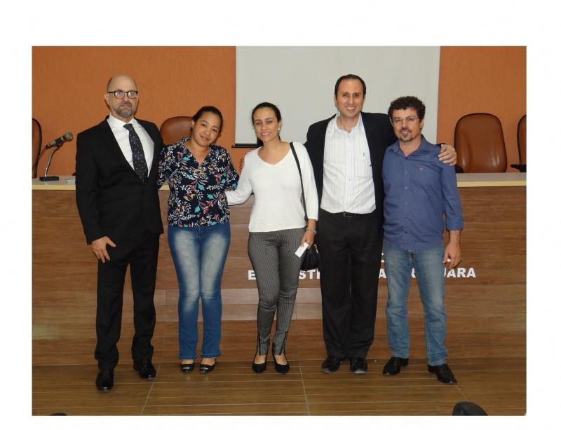 Com auditório completamente tomado, Paulo Torrezan ministra concorrida palestra na ACIA