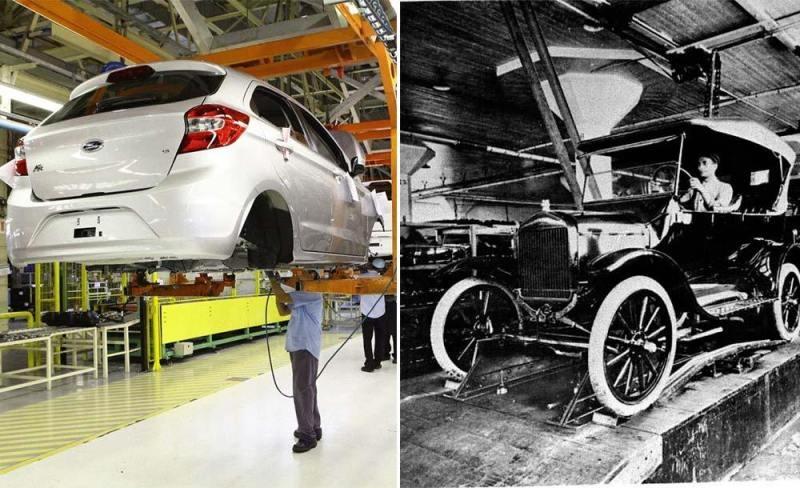Custo Brasil foi decisivo para Ford fechar tudo no País