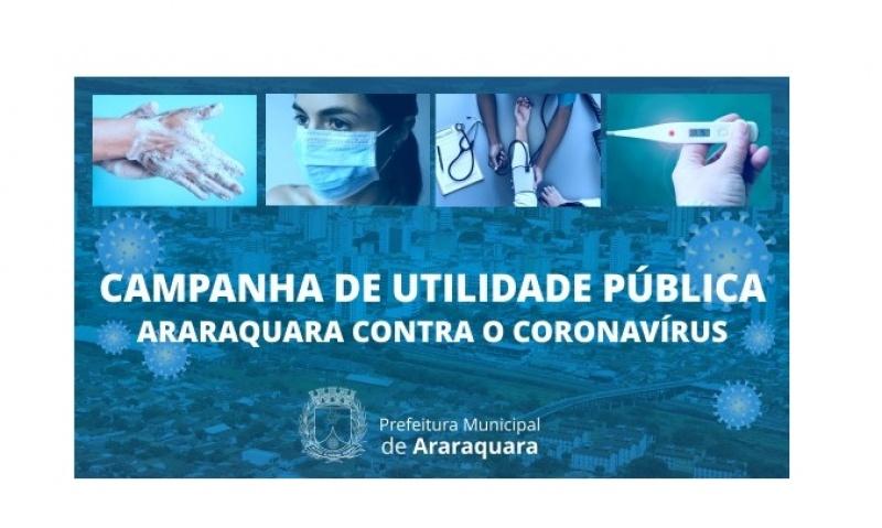 Com apoio dos veículos de comunicação, Prefeitura lança campanha de conscientização sobre coronavírus