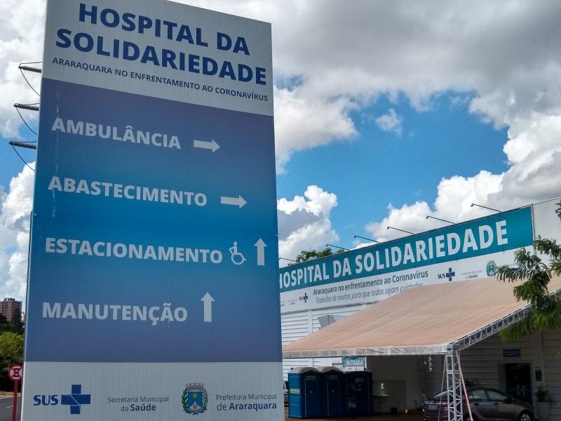 Araraquara tem quatro óbitos e recorde negativo de internações: 243 pacientes